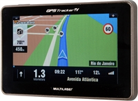 "MULTILASER Tracker III Tela 4.3"" - GP035"