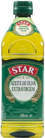 STAR Azeite de Oliva Extravirgem 500ml
