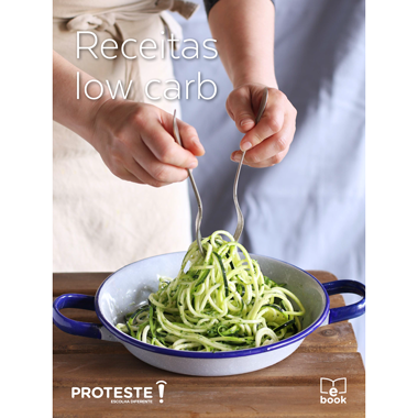 E-book: Low carb