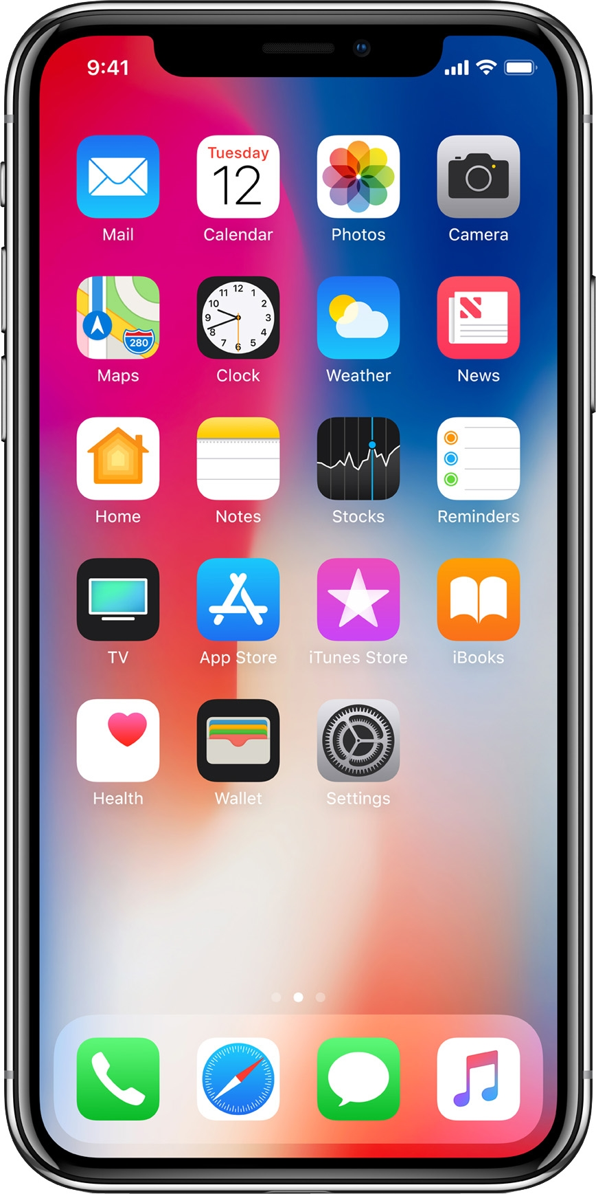 83abae3d9f9 APPLE iPhone X 256GB