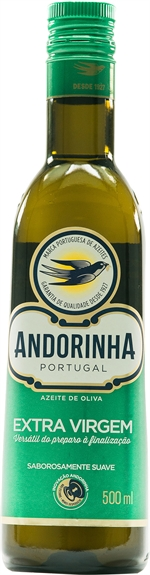 ANDORINHA Azeite de Oliva Extravirgem 500ml